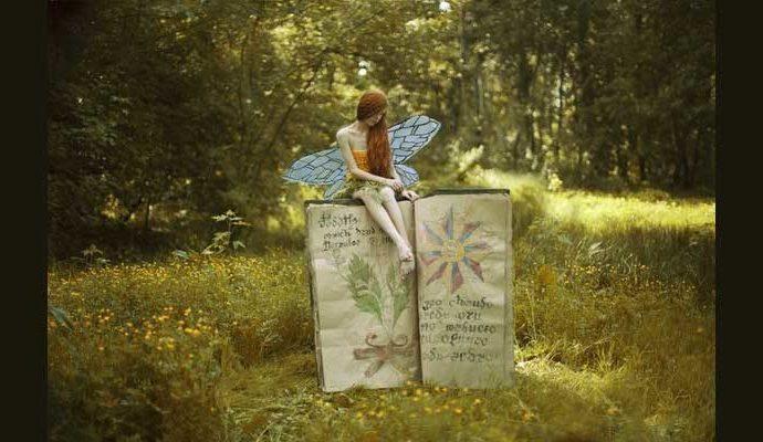 My Writing Retreat Fairy Tale