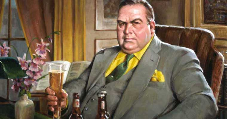 Reading Like a Writer: Rex Stout's Nero Wolfe Series